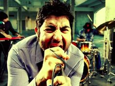 chino moreno will always be my number one. :) Adrenaline changed my life and my musical stylings...