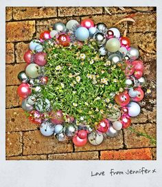 Woodland Forest, Ornament Wreath, Natural World, Make You Smile, Make It Yourself