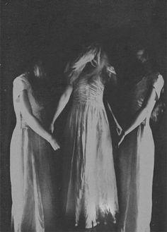 The Look: sister circle Magick, Witchcraft, Wiccan, Imagenes Dark, Season Of The Witch, Southern Gothic, Mystique, Dark Beauty, Beauty Magic