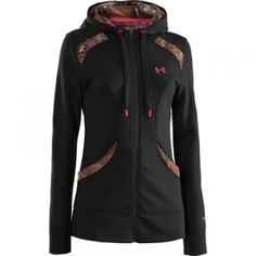 Under Armour Misses Outdoor Storm Hoody - Black - Mills Fleet Farm, def getting this with my next check prolly !