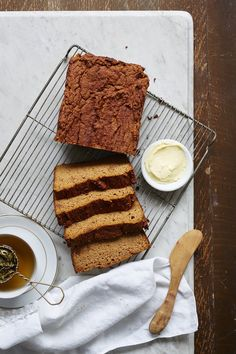 Easy to make and naturally sweet from the sweet potatoes, this quick bread from my new book, Eat Fat, Get Thin Cookbook, is perfect whenever you need a bread fix. Serve it up this Thanksgiving! Your guests will love it. Click here to view PDF version.