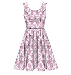 Sewing patterns for fashion clothing, crafts and home decorating. Dress sewing patterns, evening and prom sewing patterns, bridal sewing patterns, plus costume and cosplay sewing patterns. Clothing Patterns, Dress Patterns, Princess Line Dress, Princess Seam, Sundress Pattern, Dress Drawing, Miss Dress, Mccalls Sewing Patterns, Fashion Sewing