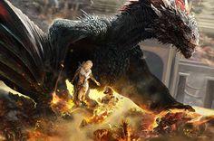 Dance of Dragons by Ertac Al Tinoz
