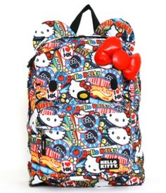 - HELLO KITTY STICKER PRINT BACKPACK LOUNGEFLY OFFICIAL WEBSITE. I need.