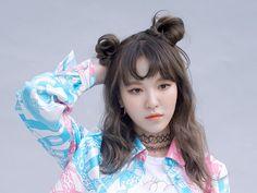 This is a picture of Wendy from the Kpop girl band Red Velvet. Kpop Girl Groups, Korean Girl Groups, Kpop Girls, Seulgi, K Pop, Moda Pop, Red Valvet, Peek A Boo, Wendy Red Velvet