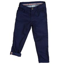 EBBE Locos chinos with pockets on front and back, push button and adjustable waist. Tween, Pockets, Button, Navy, Hale Navy, Buttons, Navy Blue