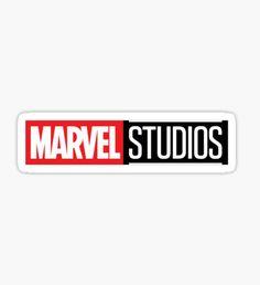 Marvel Studios Sticker