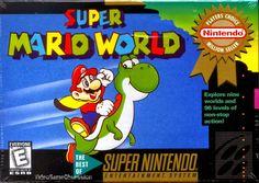 TOP 5 - Jogos mais vendidos do Super Nintendo (SNES) - TOP 5 DA NET