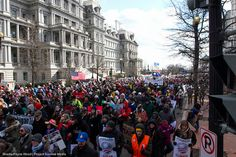 Largest Climate March in US History ... now estimated at 50,000!