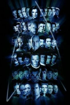 Star Trek Crews