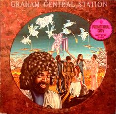 "Graham Central Station ""Ain't No 'Bout-A-Doubt It"" Warner Bros PROMO BS 2876 EX #FunkMotown"