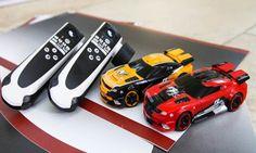 Real FX racing - El Scalextric del futuro