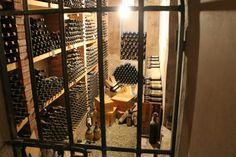 Wine Cellar at Castello di Verrazzano