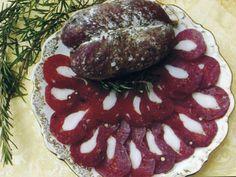 """La """"Soppersata"""" di Gioi, tipico salume Cilentano prodotto nel caratteristico borgo di Gioi Cilento (SA), nel rispetto di una tradizione che ci tramanda sapori antichi!"""
