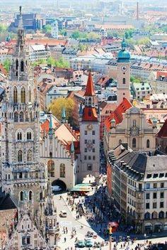 Munich, Germany. beautiful