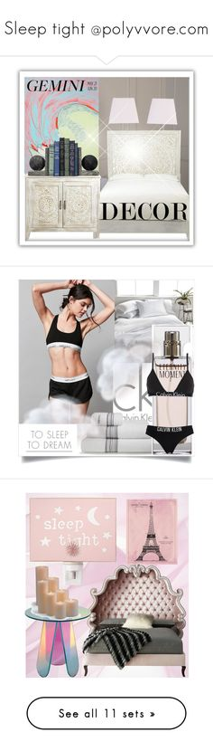 """""""Sleep tight @polyvvore.com"""" by anniecy ❤ liked on Polyvore featuring interior, interiors, interior design, home, home decor, interior decorating, Brika, Home Decorators Collection, gemini and homestyle"""