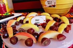 apple - grape cars