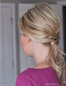 The Small Things Blog: My Favorite Simple and Quick Hair Tutorials