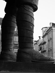 A guardia di Via Po (2016) Monumento a Emanuele Filiberto di Savoia, Duca d'Aosta