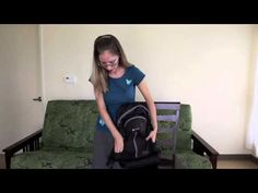 Video Review of the PacSafe VentureSafe 25L Adventure Daypack   http://georgeandheidi.net/travel-gear/pacsafe-venturesafe-25l-review/