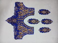 Embroidered patches for choli/blouse Our customers can avail from us Designer Embroidery Choli Patches that is available in various designs, sizes and patterns at market leading prices.   Uses:  Used in textile industry  Specifications:  Size- Standard  Features:  Seamless finish Sophisticated Attractive  Price Range:- Rs 120 - Rs 500 ( Per Piece)