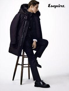 Lee Soo Hyuk for Esquire Korea 2015