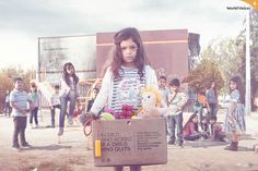 World Vision - Quitters on Behance
