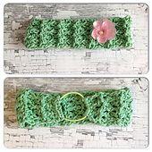 Ravelry: Classic Stretch Headband pattern by Crochet by Jennifer