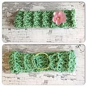 Love this headband! FREE pattern!!!