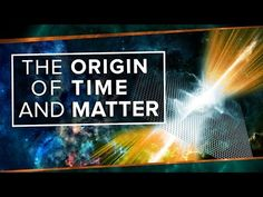 The Origin of Matter and Time | Space Time | PBS Digital Studios - YouTube