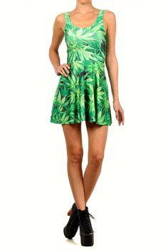 Mary Jane Skater Dress from POPRAGEOUS