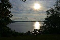 Beautiful! ~ Maiden Rock Sunset via @1fridayatatime