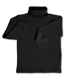 Leveret Solid Turtleneck 100 Cotton 25 Toddler Variety of Colors 3 Toddler Black >>> Want additional info? Click on the image. (This is an affiliate link)
