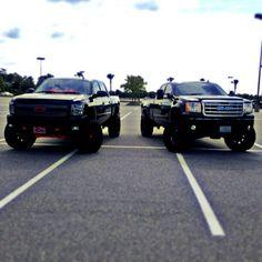 GMC and Chevy Duramax