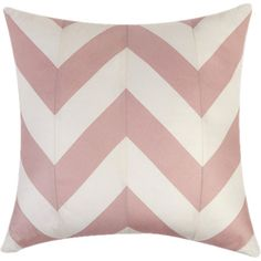 Inspiration: chevron pillow