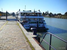 """The Transmediterranean Ship """"La Belle de Cadix"""" - El Barco Transmediteraneo """" La Belle de Cadix"""""""