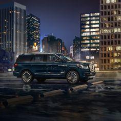 An extremely noisy place–Manhattan, New York... Cadillac Eldorado, Cadillac Escalade, Wrap Your Car, Luxury Crossovers, Rv Truck, Hyundai Cars, Ford Flex, Luxury Suv, Luxury Homes