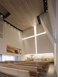 Awesome Small Church Interior Design Pictures