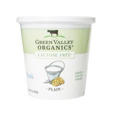 Organic Plain LowFat Lactose Free Yogurt (24 oz) $4.39
