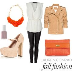 """""""Autumn Date"""" by justinetrocchia on Polyvore . LAUREN CONRAD PUT MY POLYVORE OUTFIT ON PINTEREST!!!!!! I'm so happpyyyyyy :)"""