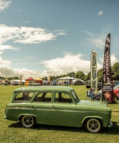 #Ford Prefect Estate Car ............ fred6ty7.com .............