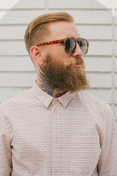 Growing and Maintaining the Perfect Beard 2015