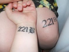 sherlock holmes tattoos Sherlock Holmes Tattoo, Tattoo Art, Tattoo Quotes, Tattoo Ideas, Tattoo Designs, Large Tattoos, Baker Street, Design Elements, Tatting