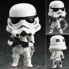 Nendoroid - Star Wars Episode 4: Stormtrooper