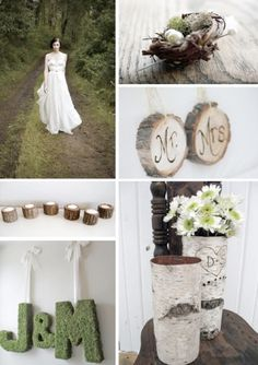 rustic-wood-wedding-ideas.001 - Wedding Ideas, Wedding Trends, and Wedding Galleries