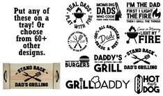Father's Day Trays Virtual Class, Diy Arts And Crafts, Paint Party, Craft Kits, No Cook Meals, Trays, Wood Signs, Fathers Day, Wooden Plaques