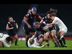 RESUME VIDEO. 6 Nations féminin : les Bleues défaites par l'Angleterre - Le Rugbynistère - 05/02/2017