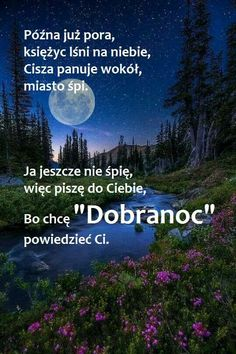 Good Night All, Motto, Religion, Humor, Day, Quotes, Frases, Polish, Have A Good Night