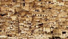 In der Medina von Fès, Marokko