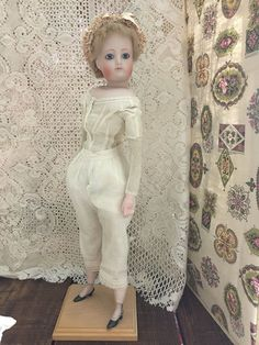 Barbara Cimino Nadda Mem Reproduction FG Francois Gaultier French Fashion Doll | eBay
